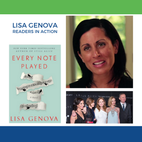 Lisa Genova's Every Note Played
