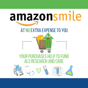 AMAZON SMILE FOR ALS ONE