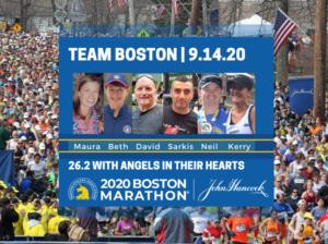 Boston Marathon Team