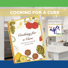 COOKING UP A CURE COOKBOOK