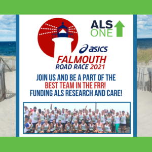 2021 ALS ONE FALMOUTH ROAD RACE TEAM!
