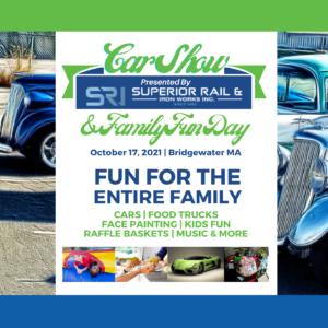 CAR SHOW & FAMILY FUN DAY