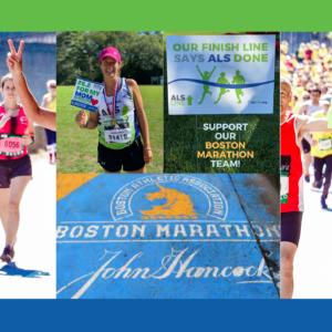 BOSTON MARATHON TEAM '21