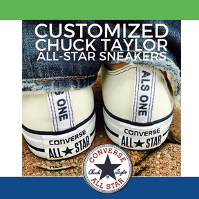 Custom Chuck Taylor All-Star Sneakers
